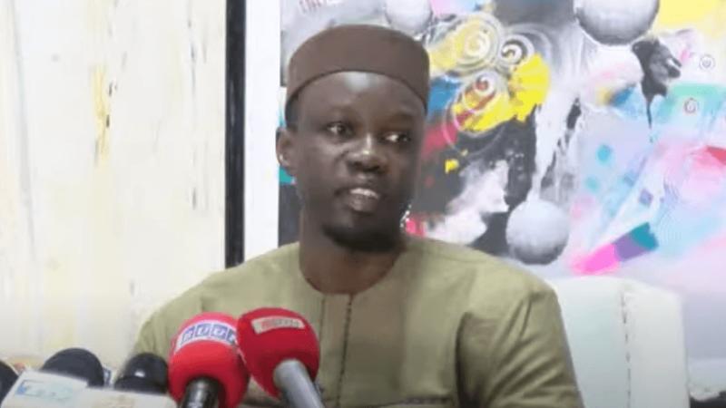 Ousmane Sonko : Le leader du Pastef dément le sentiment anti-français