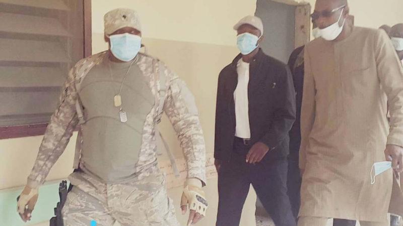 Commissariat de Dieuppeul : Sonko interdit d'accès pour visite aux femmes de Pastef