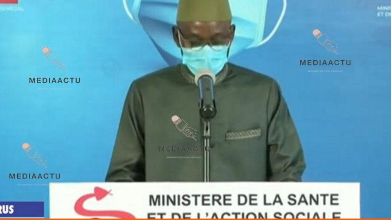 Covid-19 : le Sénégal enregistre 02 décès