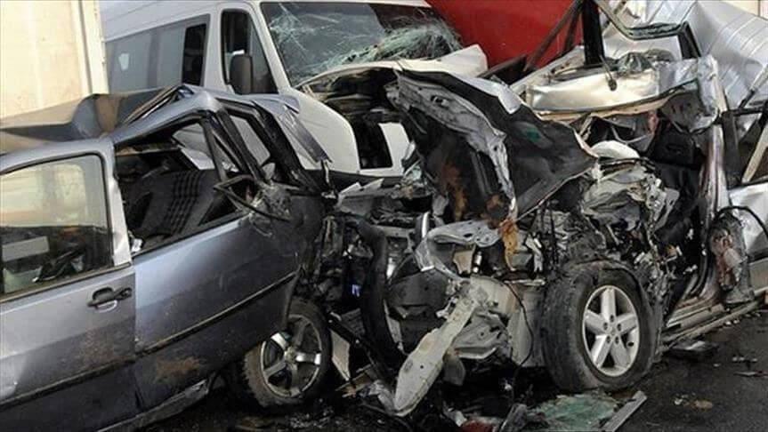 Kaolack : Cinq membres d'une même famille meurent dans un accident