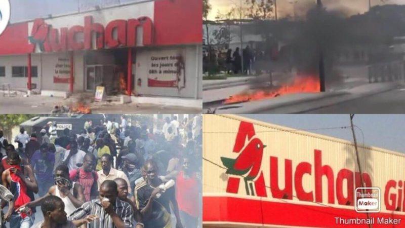 Conséquences des émeutes au Sénégal : Total suspend plus de 2000 emplois, les travailleurs contractuels à Auchan remerciés