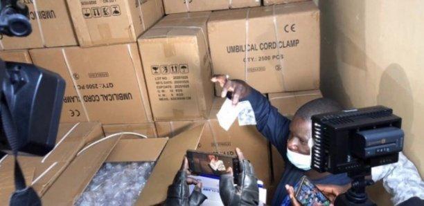 """Trafic de médicaments illicites – """"Quiconque est mêlé à cette histoire fera l'objet de poursuites"""" (Abdoulaye Diouf Sarr, ministre de la Santé)"""