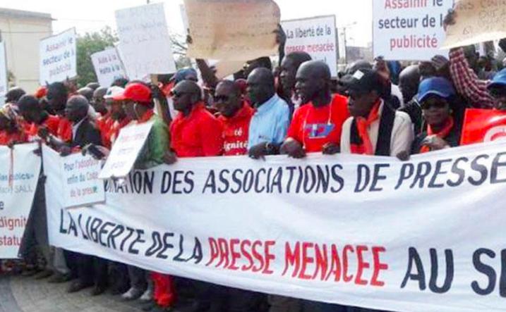COORDINATION DES ASSOCIATIONS DE PRESSE (CAP) : les acteurs des médias dans la rue le 3 mai