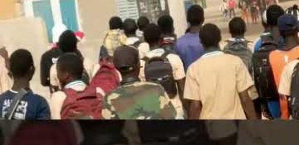 Lycée de Ndiaganiaw : les élèves disent non à un examen blanc