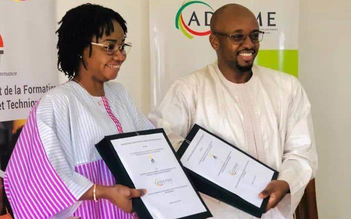 L'ADPME et le 3FTP signent une convention de partenariat