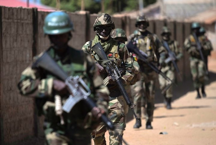 Côte d'Ivoire : trois soldats tués et quatre blessés dans la frontière avec le Burkina Faso
