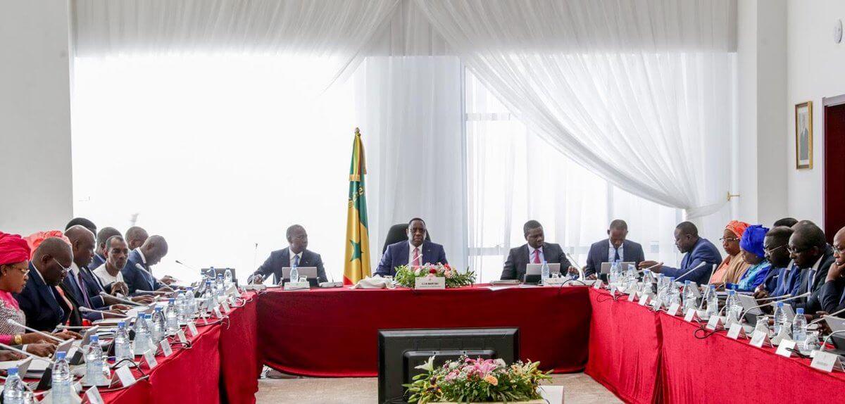 Le communiqué du Conseil des ministres du mercredi 26 mai 2021