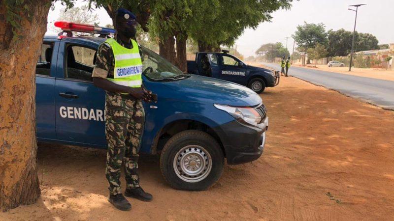 Cybercriminalité : 17 Nigérians arrêtés, 14 ordinateurs et 37 téléphones saisis par la section de Recherches