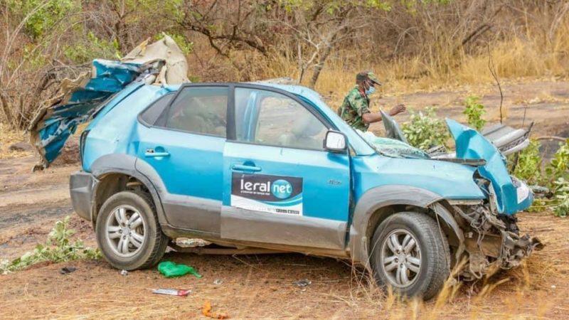 Kédougou : trois employés du groupe Leral meurent dans un accident (médias)