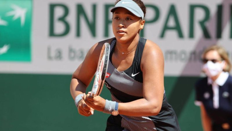 Tennis : Naomi Osaka risque une exclusion du tournoi de Roland-Garros