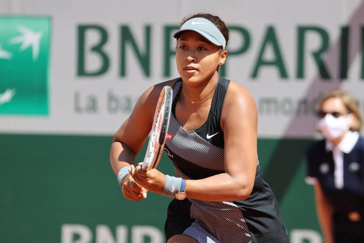 Tennis: Naomi Osaka annonce son retrait de Roland-Garros
