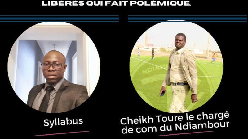 ÇA FAIT DÉBAT : La réaction officielle du Ndiambour sur les trois joueurs libérés pour «cause de ramadan»(Vidéo)