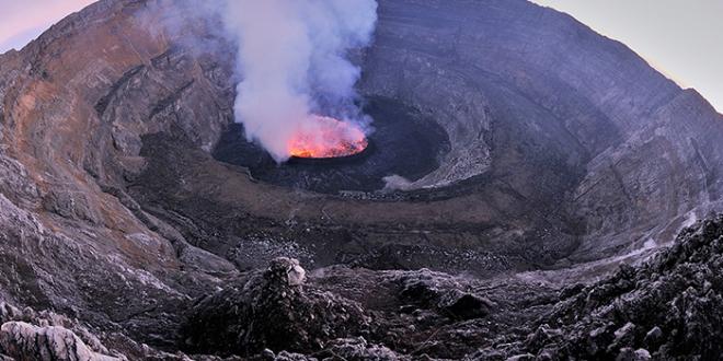 RDC : l'éruption volcanique de Nyiragongo, près de Goma a fait 5 morts