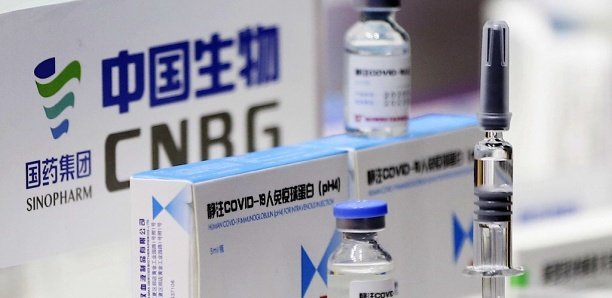 Covid-19 : 300 mille doses du vaccin shinopharm attendues ce week-end au Sénégal