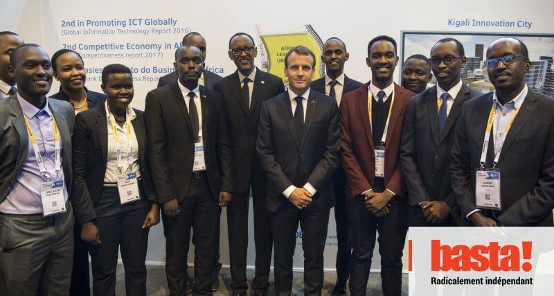 [Tribune] Sommet de Paris : La jeunesse africaine a (aussi) besoin de soutien (Texte collectif)