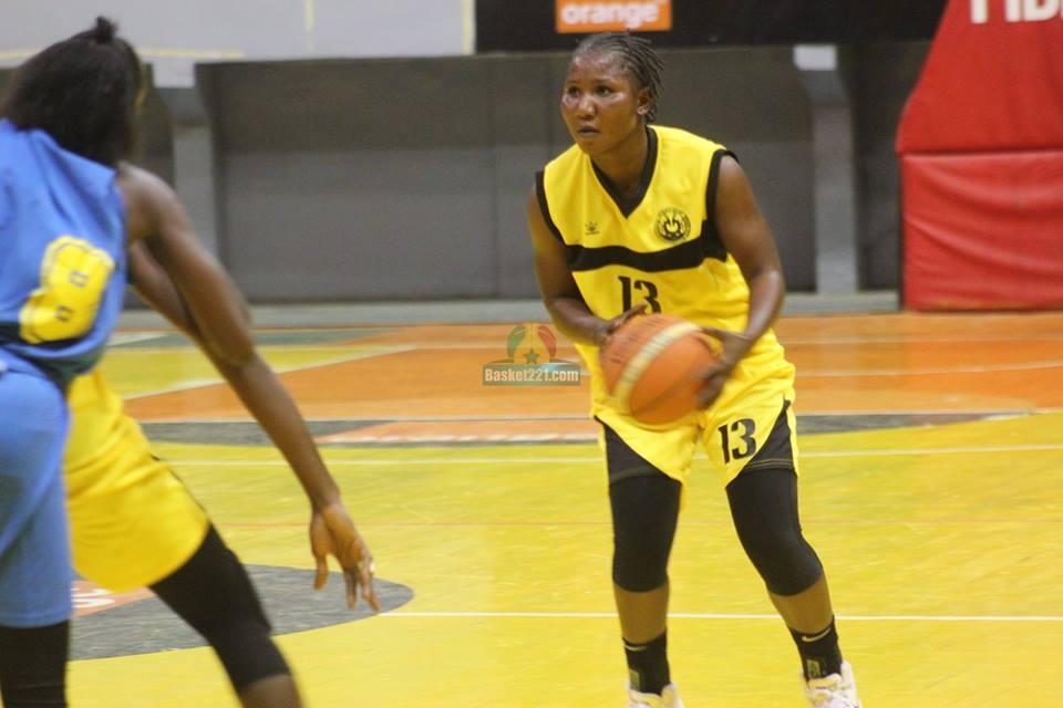 Basket féminin : Les quatre grandes favorites qui s'arracheront la coupe du Sénégal