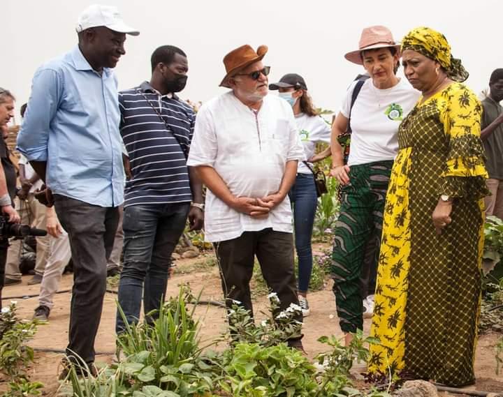 Ouakam : la première micro-forêt urbaine de Dakar inaugurée