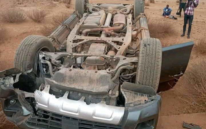 Accident dans le cortège de Macky Sall : Abdoulaye Mbaye Pekh et Modou Bara Dolly, évacués à l'hôpital