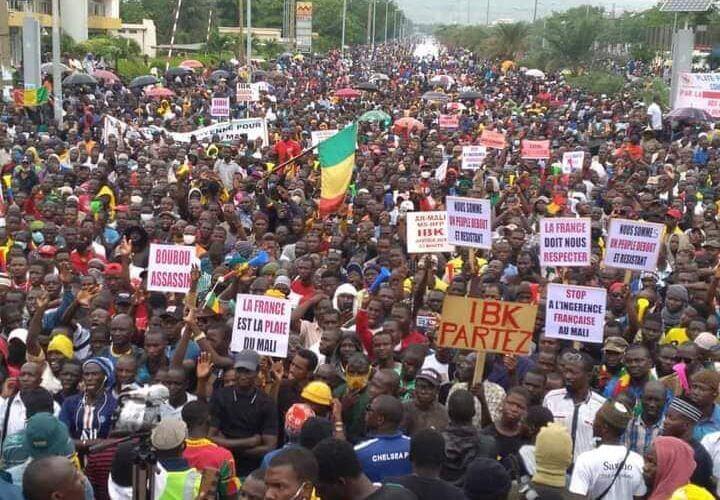 Mali : le leader du M5, Choguel Maïga tend la main à la communauté internationale