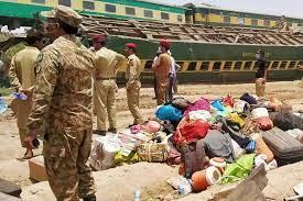 Pakistan: au moins 34 morts dans un accident de train