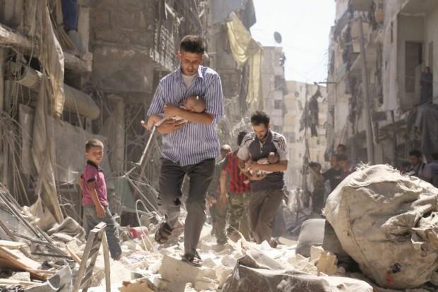 Syrie : 16 morts dans des tirs d'artillerie notamment sur un hôpital à Afrine