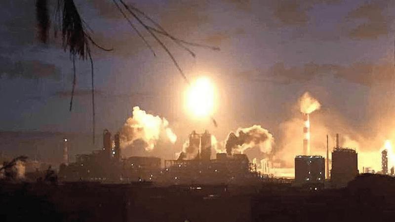 Explosion de gaz en Chine : au moins 12 morts, les recherches continuent