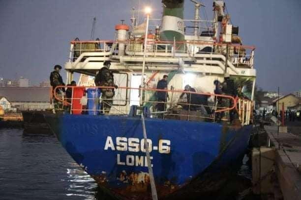 Trafic international de drogues : le navire « Asso-6 » intercepté au large de Dakar